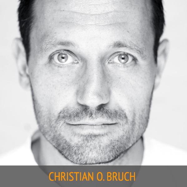 Portrait des Buisness-Portraitfotograf Christian O. Bruch aus Hamburg