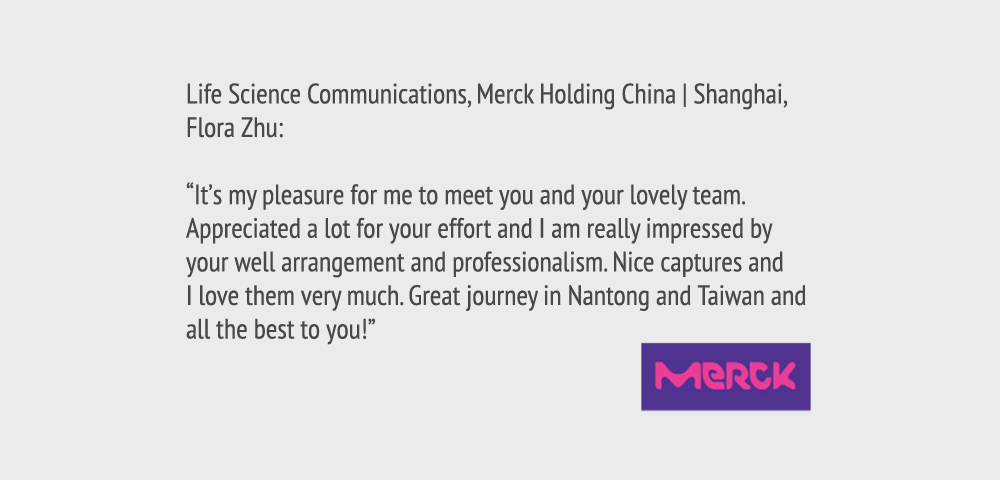 """Life Science Communications, Merck Holding China 