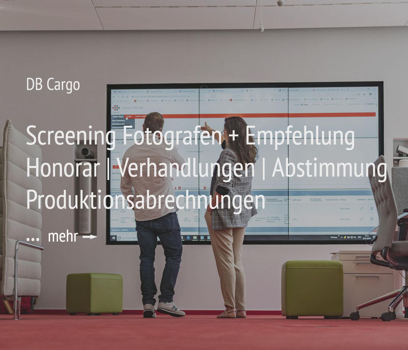 Fotografie von Thorsten Schmidtkord + Management + Organisation für das Projekt DB Cargo